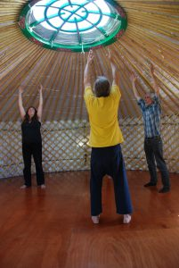 Inner Qigong via Zoom with Bill Commerford @ Ki Kai On-Line Via Zoom